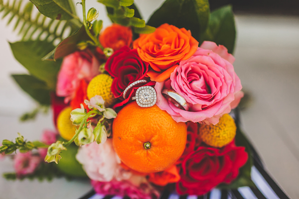 Kate Spade Inspired Tennessee Wedding 13 - photo by Teale Photography - midsouthbride.com