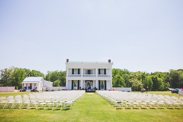Kate Spade Inspired Tennessee Wedding 2 - photo by Teale Photography - midsouthbride.com