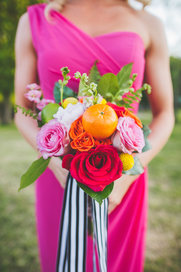 Kate Spade Inspired Tennessee Wedding Wedding Party 5 - photo by Teale Photography - midsouthbride.com