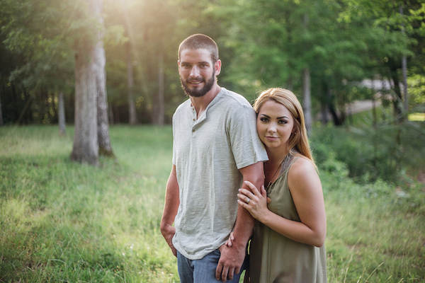 Carson and Ryan Tennessee Forest Engagment 12 - photo by Healthy Faulkner Photography - midsouthbride.com