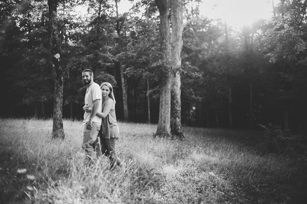 Carson and Ryan Tennessee Forest Engagment 19 - photo by Healthy Faulkner Photography - midsouthbride.com