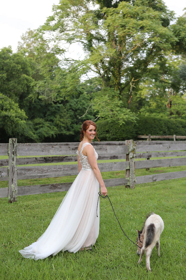 farm bridal shoot from Confete Events in Mississippi weddings 35 - midsouthbride.com