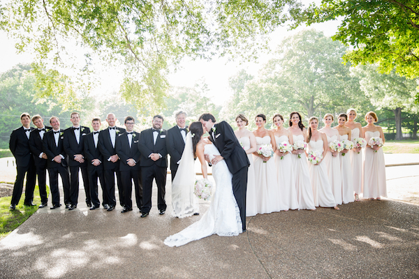 Laura & Michael's Memphis Country Club Wedding 47 - photo by Bethany Veach Photography - midsouthbride.com