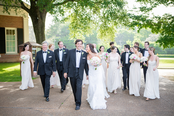Laura & Michael's Memphis Country Club Wedding 6 - photo by Bethany Veach Photography - midsouthbride.com