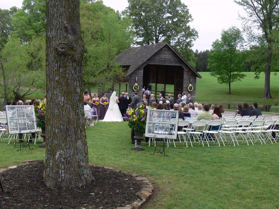 The Bridge At Chrisleigh Farm Memphis Wedding Venue