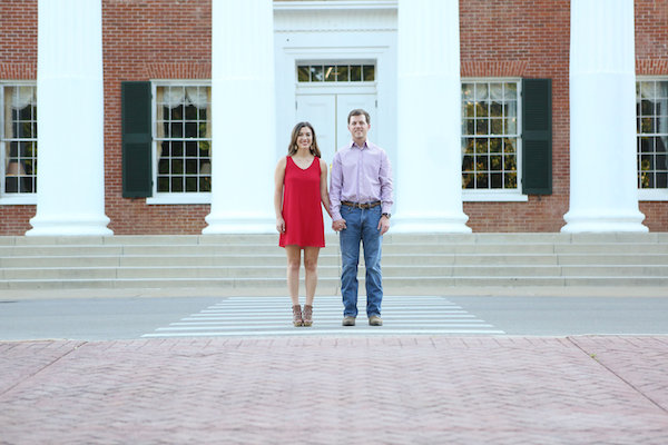 Beth and Tyler's Ole Miss Engagement - photo by Eliza Kennard Photography - midsouthbride.com 12