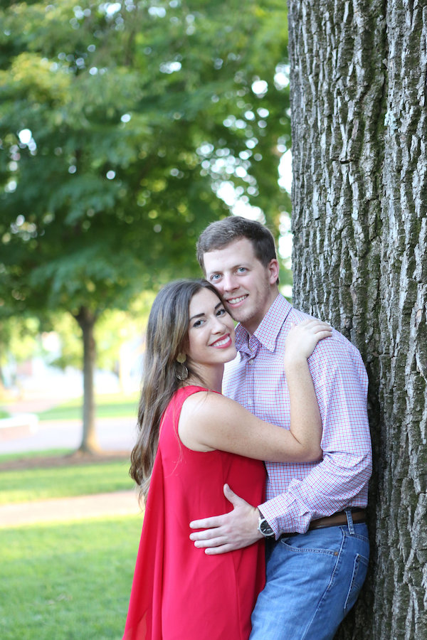 Beth and Tyler's Ole Miss Engagement - photo by Eliza Kennard Photography - midsouthbride.com 46