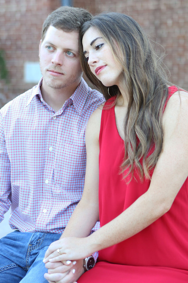 Beth and Tyler's Ole Miss Engagement - photo by Eliza Kennard Photography - midsouthbride.com 7