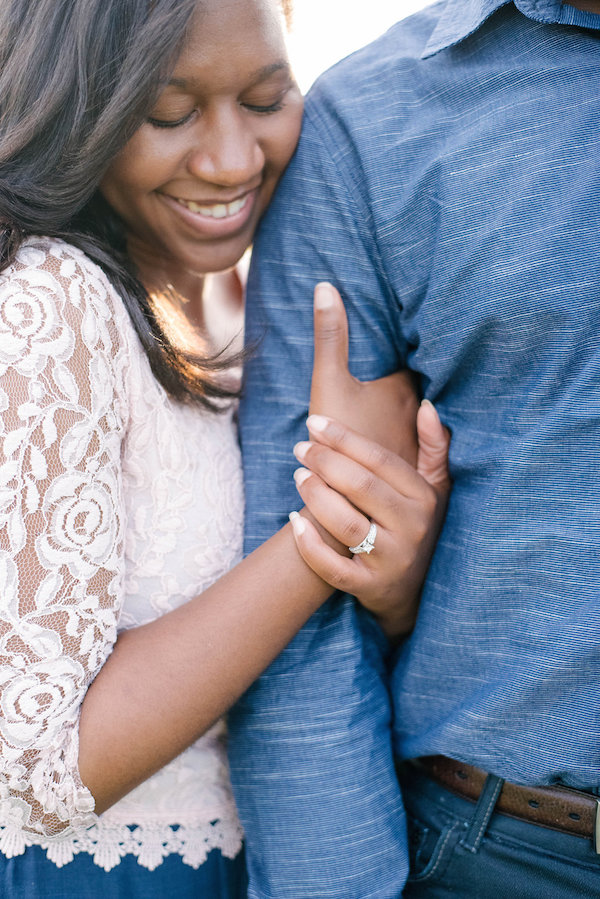 Jamarcus & Vicki Sunflower Memphis Engagement - 1-1derful Creation Photography - midsouthbride.com 15