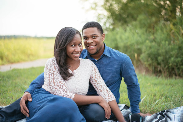 Jamarcus & Vicki Sunflower Memphis Engagement - 1-1derful Creation Photography - midsouthbride.com 32
