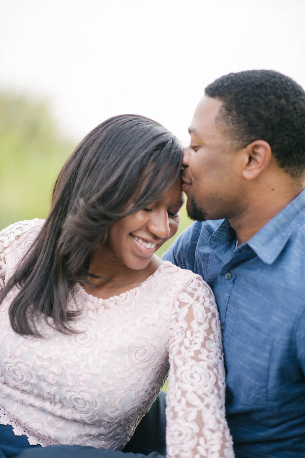 Jamarcus & Vicki Sunflower Memphis Engagement - 1-1derful Creation Photography - midsouthbride.com 34