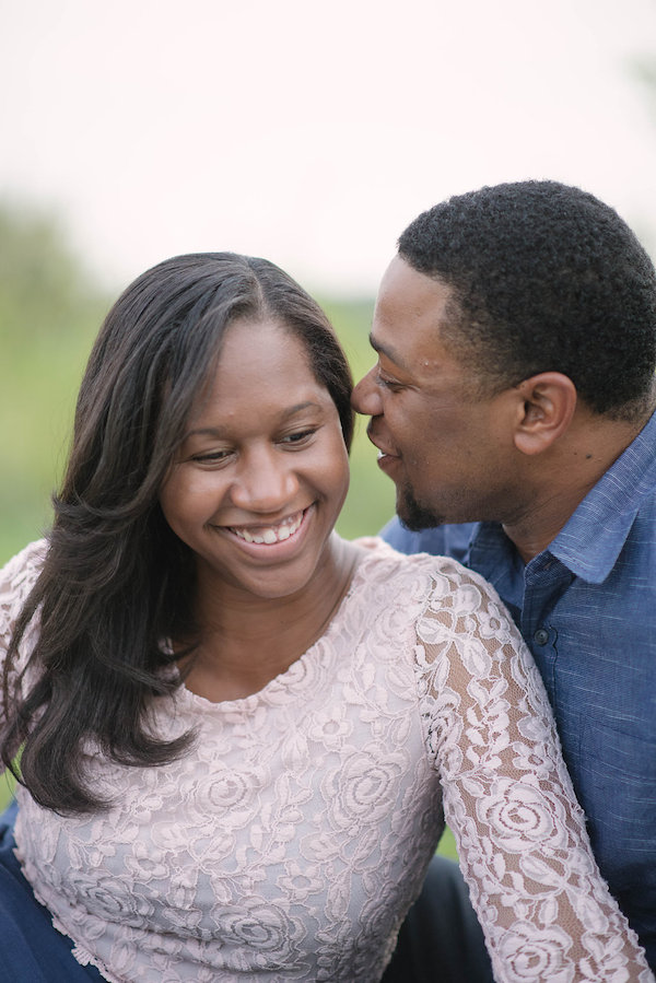 Jamarcus & Vicki Sunflower Memphis Engagement - 1-1derful Creation Photography - midsouthbride.com 35