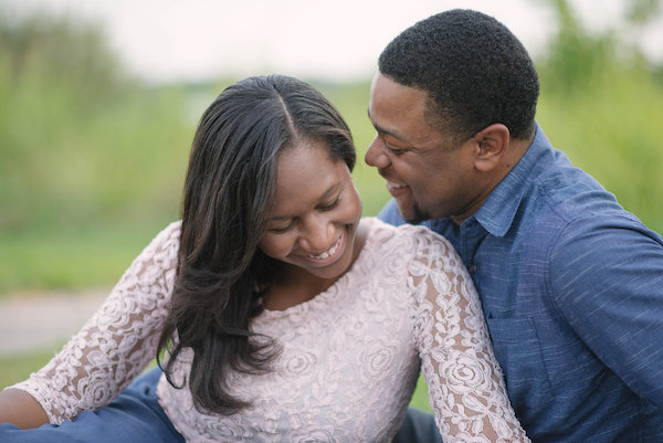 Jamarcus & Vicki Sunflower Memphis Engagement - 1-1derful Creation Photography - midsouthbride.com 36