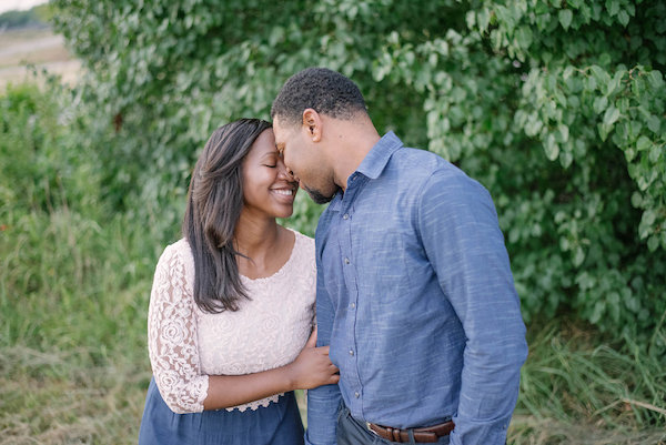 Jamarcus & Vicki Sunflower Memphis Engagement - 1-1derful Creation Photography - midsouthbride.com 44