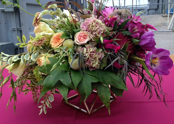 CHAUTAUQUA at Wiseacre Brewery Co Party Florals by Everbloom Design Memphis