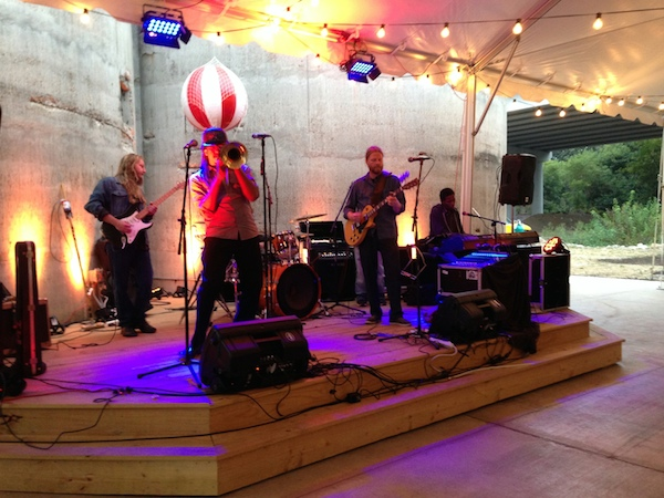CHAUTAUQUA at Wiseacre Brewery Co Party