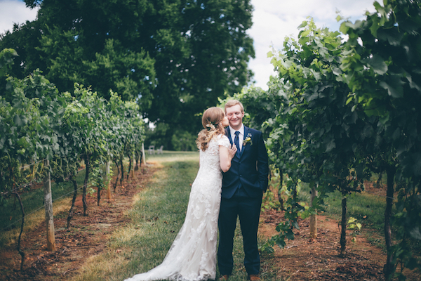 Emily & Joe Romantic Vineyard Tennessee Wedding - Heather Faulkner Photography - midsouthbride.com 7