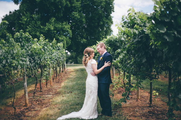 Emily & Joe Romantic Vineyard Tennessee Wedding - Heather Faulkner Photography - midsouthbride.com 8