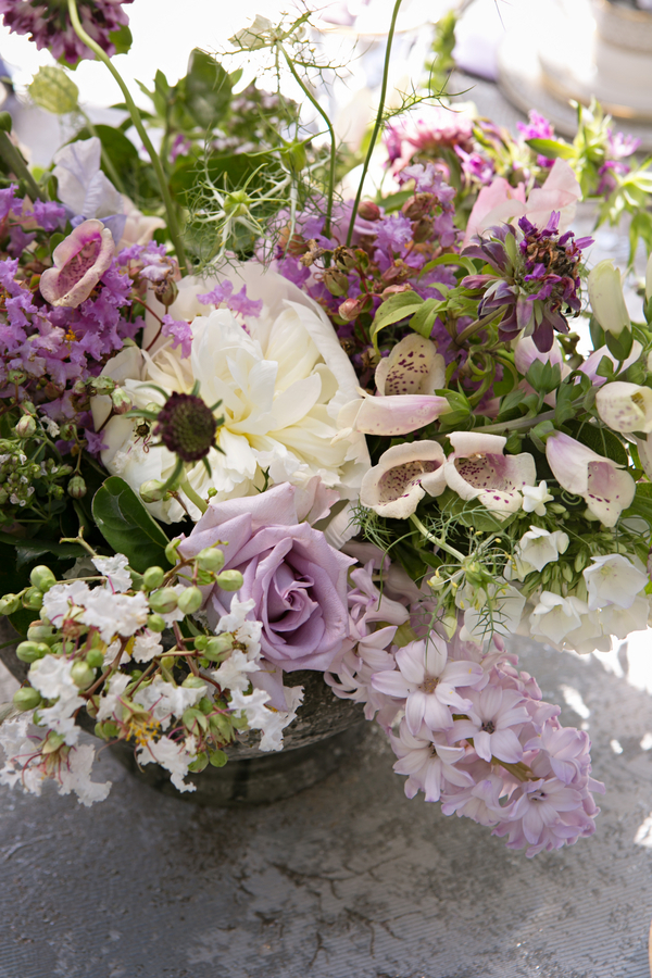 Lovely In Lilac Wedding Inspiration Shoot Mid South Bride
