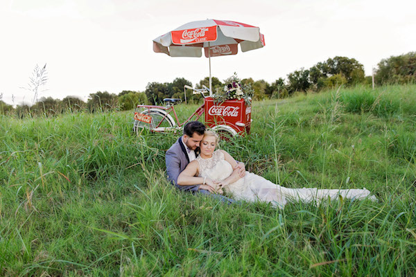 Memphis wedding styled shoot - photo by Crystal Brisco Photography - midsouthbride.com 1
