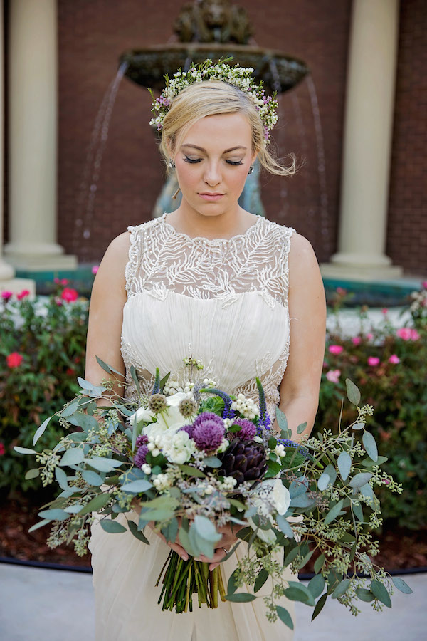 Memphis wedding styled shoot - photo by Crystal Brisco Photography - midsouthbride.com 17