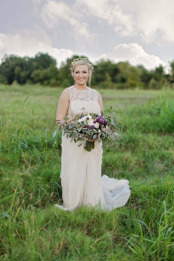 Memphis wedding styled shoot - photo by Crystal Brisco Photography - midsouthbride.com 5