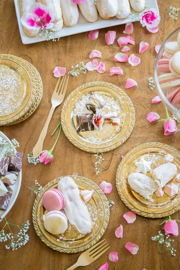 Pink and Gold Bridal Shower Inspiration - Memphis Wedding Photographer Bethany Veach Photography - midsouthbride.com 21
