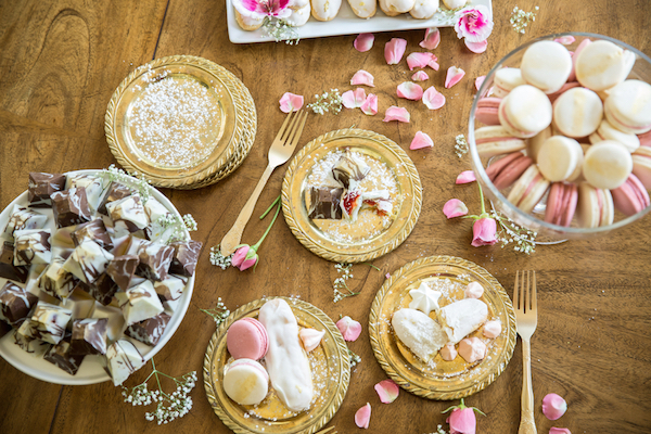 Pink and Gold Bridal Shower Inspiration - Memphis Wedding Photographer Bethany Veach Photography - midsouthbride.com 24