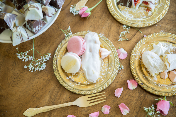 Pink and Gold Bridal Shower Inspiration - Memphis Wedding Photographer Bethany Veach Photography - midsouthbride.com 25