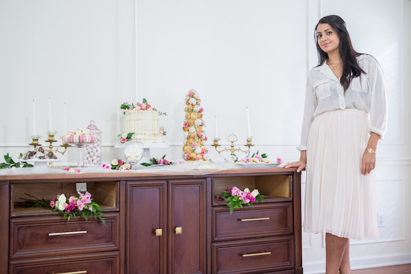 Pink and Gold Bridal Shower Inspiration - Memphis Wedding Photographer Bethany Veach Photography - midsouthbride.com 60