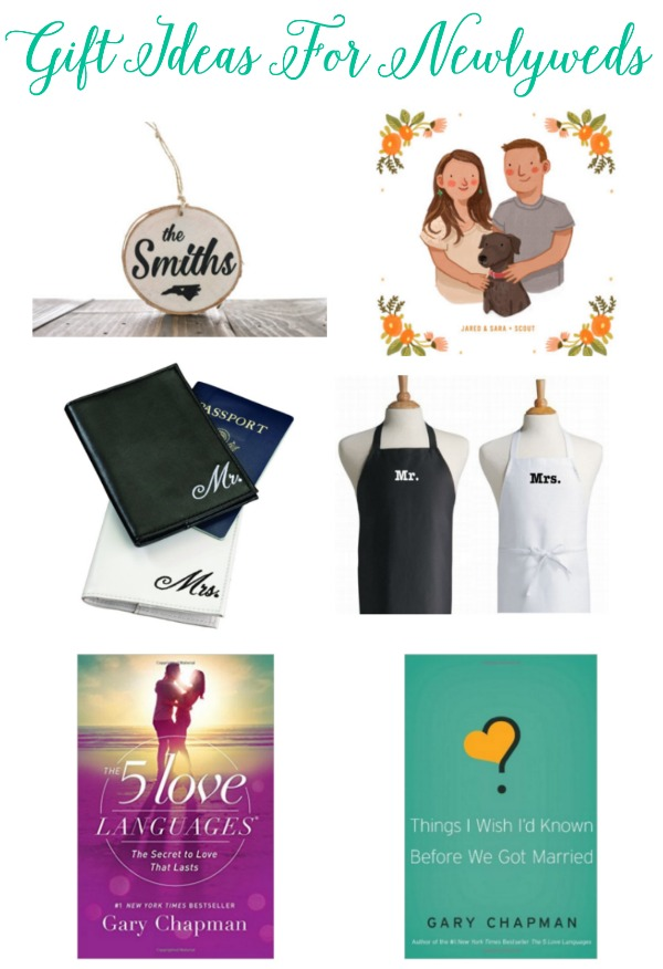 gift ideas for newlyweds