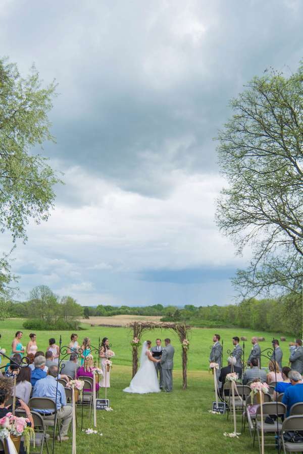Brittany & JD's Rustic Tennessee Farm Wedding - photo by Ivory Door Studios - midsouthbride.com 44