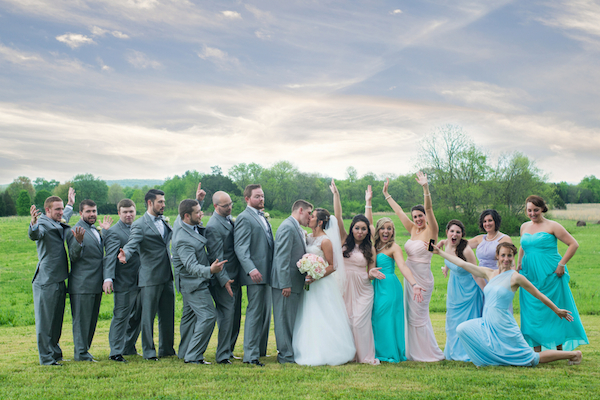 Brittany & JD's Rustic Tennessee Farm Wedding - photo by Ivory Door Studios - midsouthbride.com 61