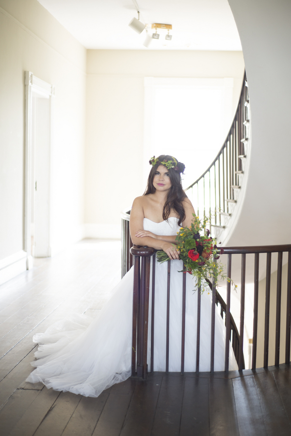 Cranberry Bridal Wedding Inspiration - photo by Lumarie Photo & Design - midsouthbride.com 21