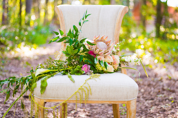 Natural Country Chic Wedding Inspiration Styled Shoot - photo by Bee Photography LLC - midsouthbride.com 10
