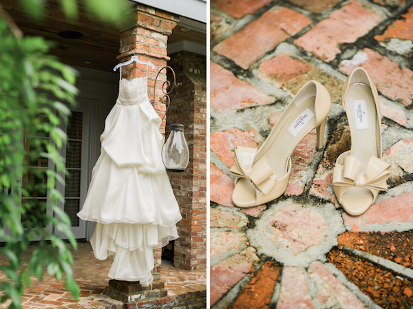 Jennifer & Ben's Mississippi Wedding at The Mill at Plein Air - Adam + Alli Photography - midsouthbride.com 2