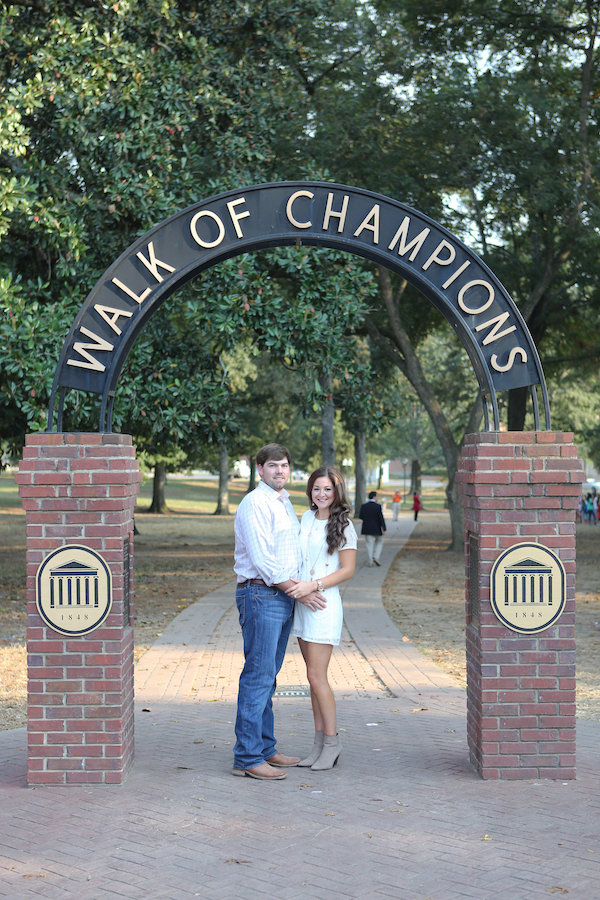 Michala & Josh Ole Miss Engagement - phots Eliza Kennard Photography - midsouthbride.com 18