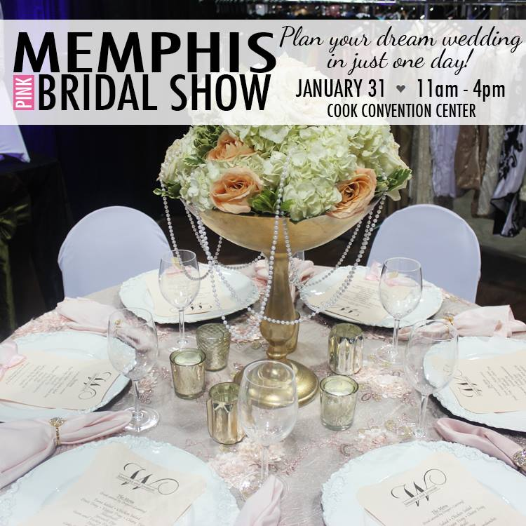 january memphis bridal show 2016