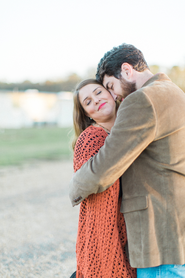Melissa & Wade's Small Town Mississippi Engagement - photo by Daesha Marie Photography - midsouthbride.com 18