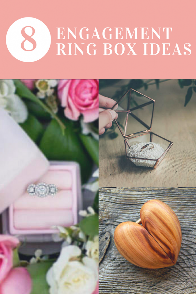 creative unique engagement ring box ideas - midsouthbride.com