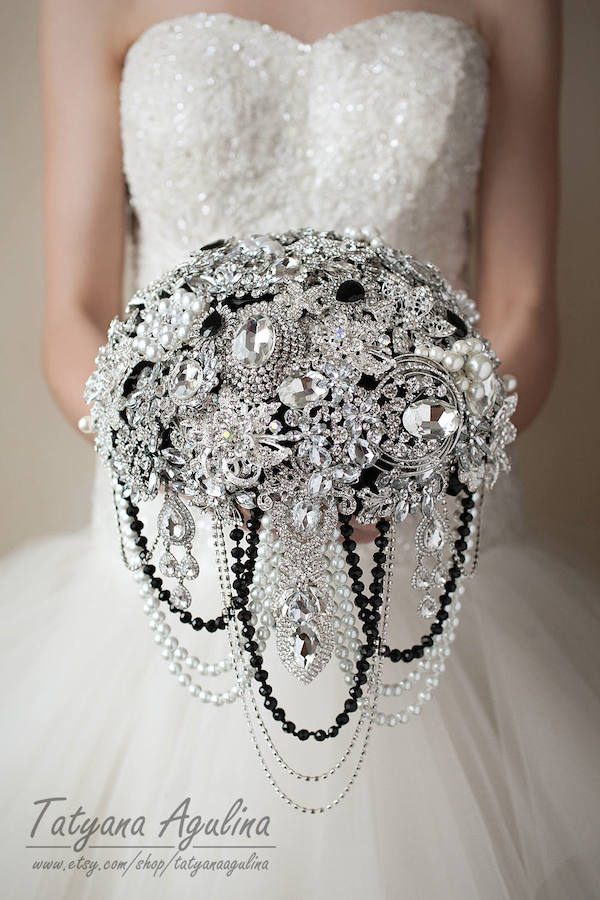 Beautiful Brooch Bouquets You Will Cherish Forever Mid South Bride
