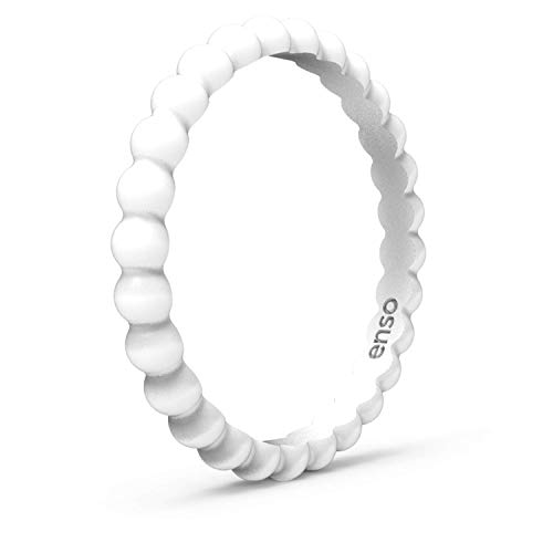Enso Rings Beaded Silicone Ring