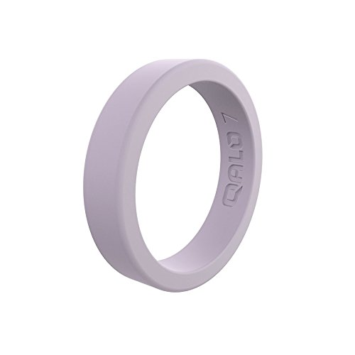Qalo Womens Functional Silicone Wedding Ring