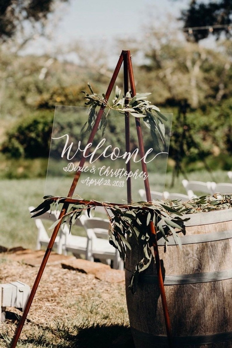 Details about  /LUXE WEDDING SIGNAGE PACKAGE Wedding Welcome Sign Seating Chart