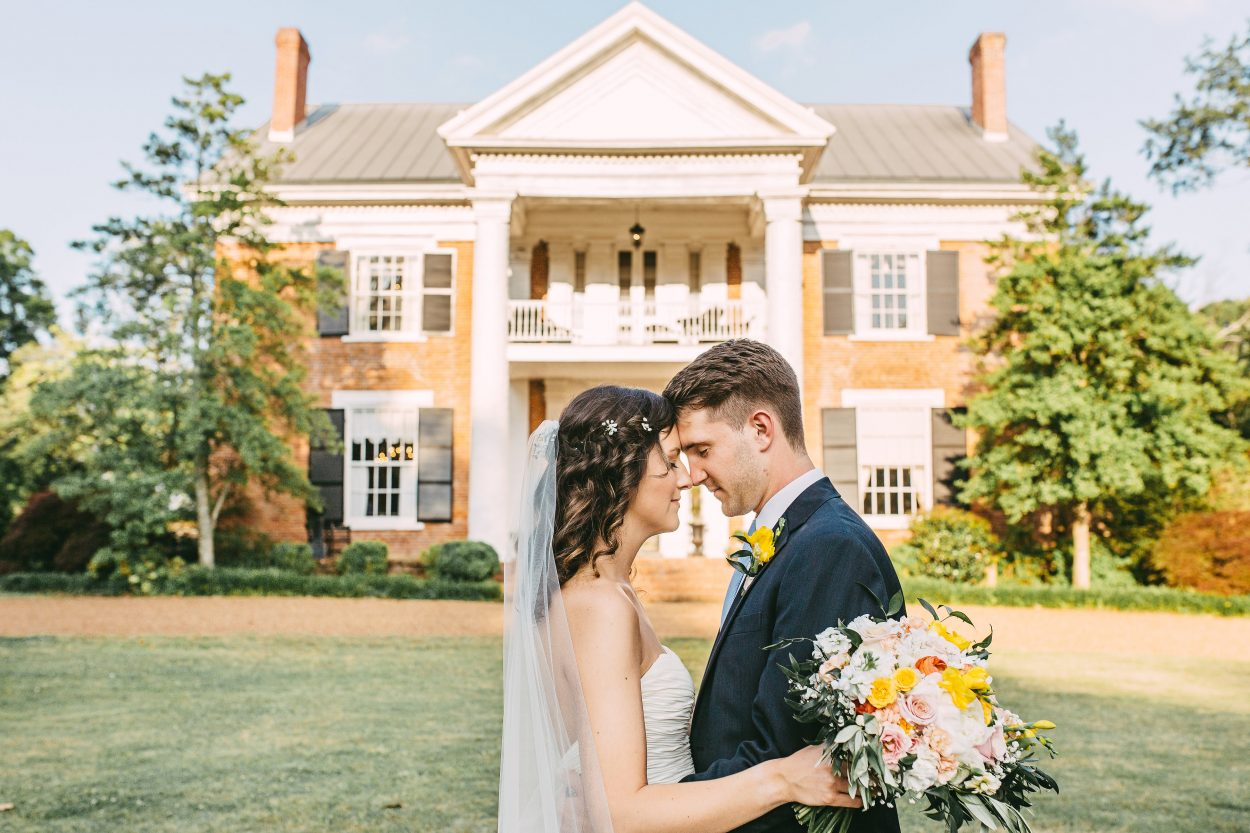 Cedar Hall Wedding by Kelly Ginn Photography 4